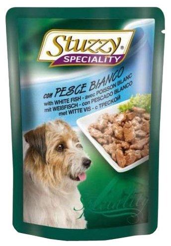 Корм для собак Stuzzy Speciality Dog c треской