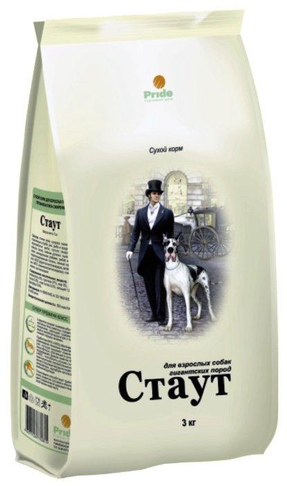 Корм для собак Stout Для взрослых собак гигантских пород