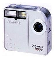 Фотоаппарат Samsung Digimax 800K