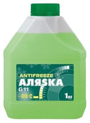Антифриз Аляска зеленый -40 5кг 5062