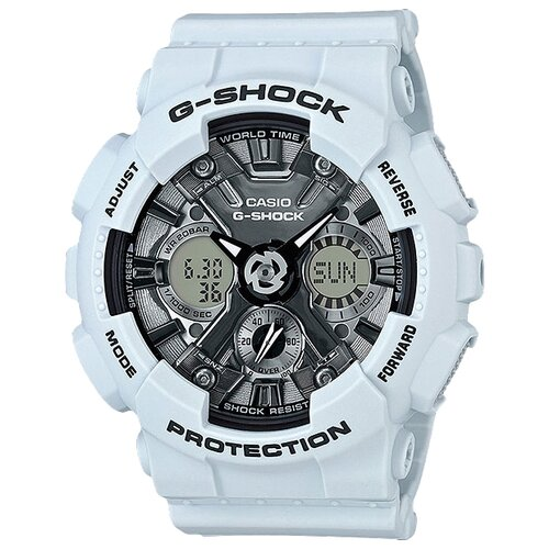 цена Наручные часы CASIO GMA-S120MF-2A онлайн в 2017 году