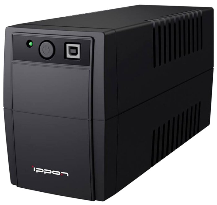 Ippon Back Basic 850 IEC