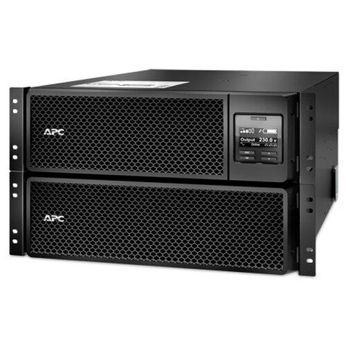 Фото - ИБП с двойным преобразованием APC by Schneider Electric Smart-UPS Online SRT10KRMXLI аккумуляторная батарея apc by schneider electric smx120rmbp2u 1200 а·ч