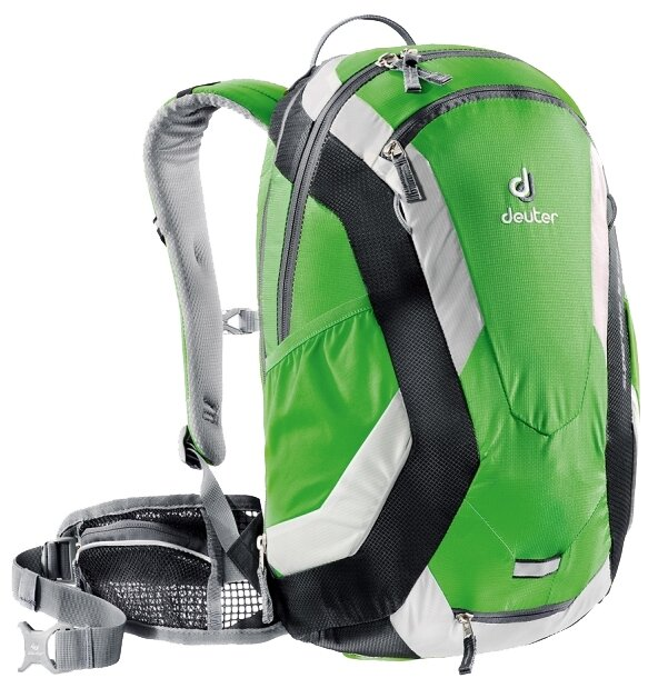 Рюкзак Deuter Superbike 18+4 EXP green/black (spring/black)