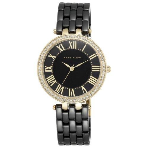 Наручные часы ANNE KLEIN 2130BKGB наручные часы anne klein 2218gpnv