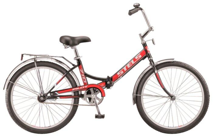 Городской велосипед STELS Pilot 710 24 (2016)