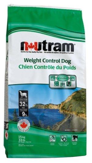 Корм для собак Nutram Weight Control Dog (15 кг)