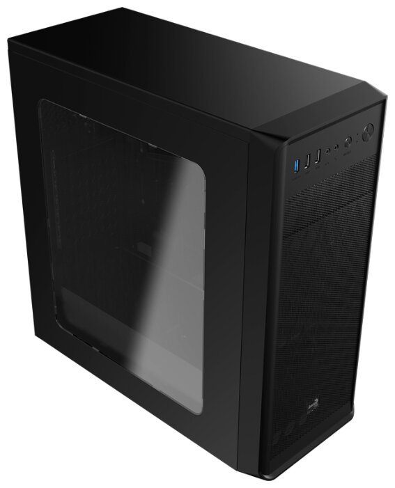 AeroCool Компьютерный корпус AeroCool SI-5100 Window Edition Black