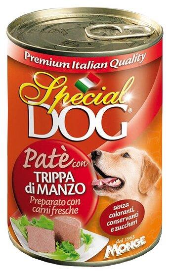 Корм для собак Special Dog Паштет Рубец Говяжий