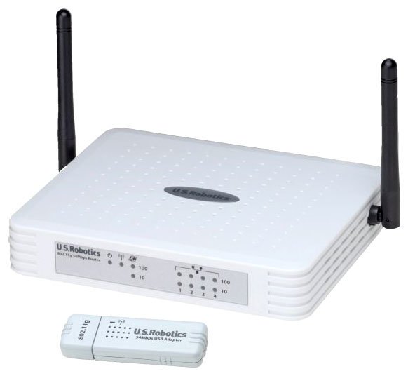 Wi-Fi роутер U.S.Robotics USR5470