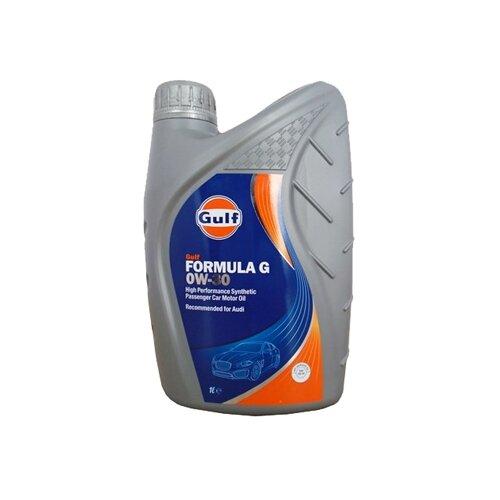 Моторное масло Gulf Formula G 0W-30 1 л моторное масло gulf multi g 20w 50 1 л