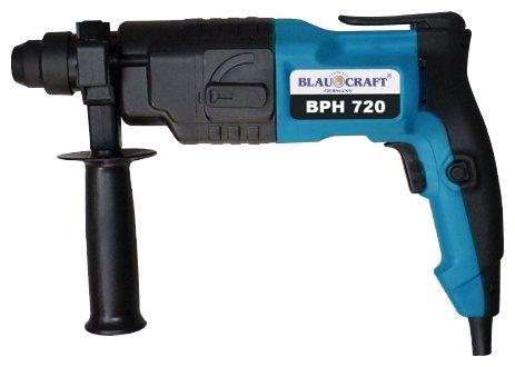 Перфоратор сетевой Blaucraft BPH 720 (1.9 Дж)