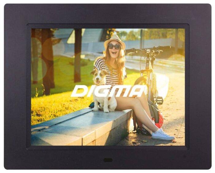 Цифровые фоторамки DIGMA PF-833 8