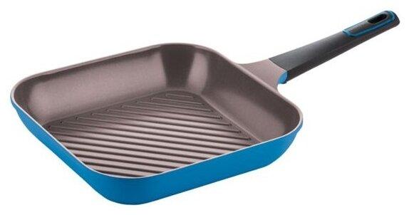 Сковорода-гриль Frybest Azure AZ-G28 28х28 см