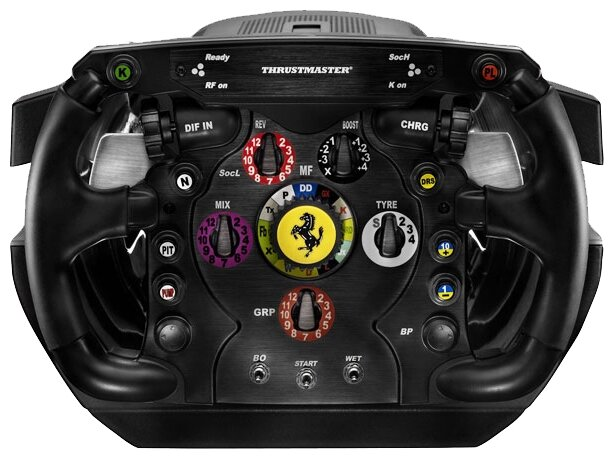 Руль Thrustmaster Ferrari F1 Wheel Integral T500