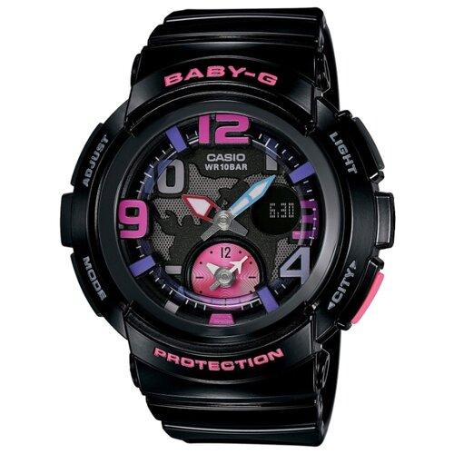 Наручные часы CASIO BGA-190-1B casio bga 151ef 1b