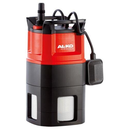 Фото - Дренажный насос для чистой воды AL-KO Dive 6300/4 (1000 Вт) дренажный насос для чистой воды leo lks 1004p 1000 вт