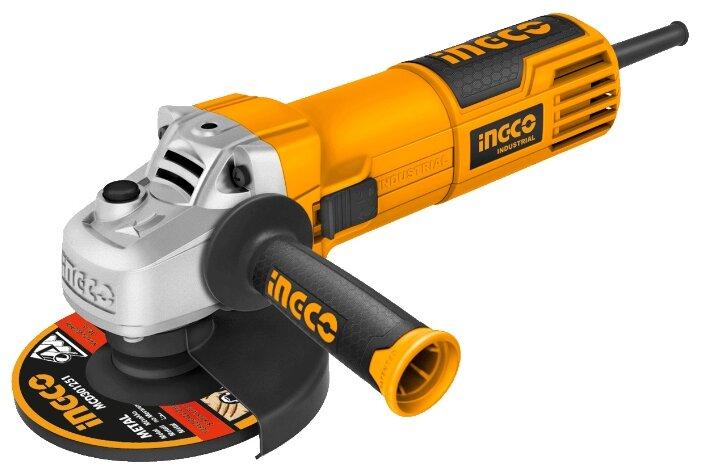 УШМ INGCO AG10508, 1050 Вт, 125 мм