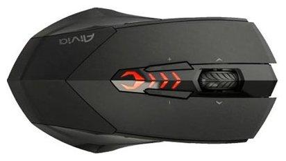 Мышь GIGABYTE Aivia M8600 Wireless Macro Gaming Mouse Black USB