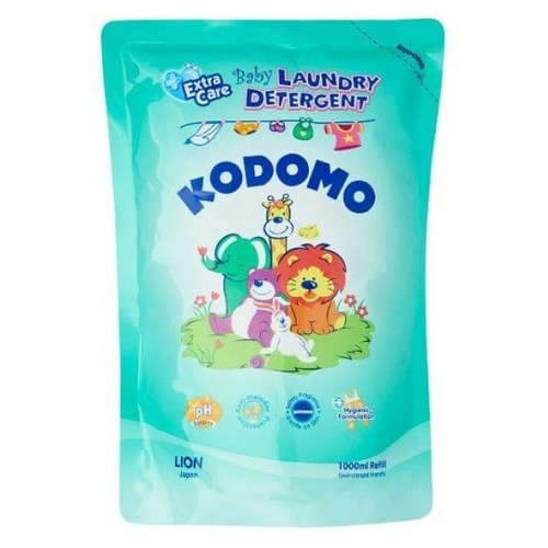 Жидкость Lion Kodomo Extra Care (Таиланд)