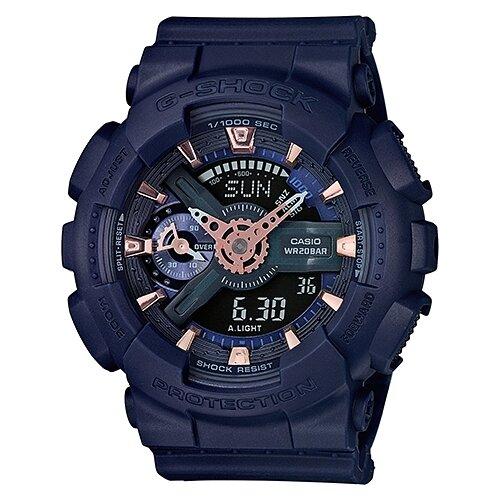 цена Наручные часы CASIO GMA-S110CM-2A онлайн в 2017 году