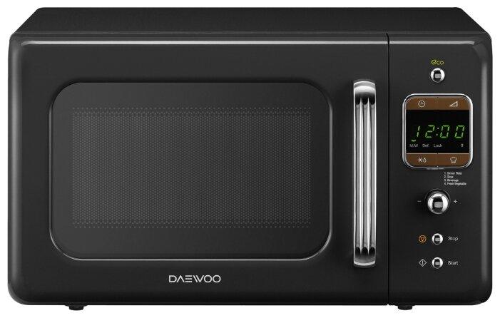 Daewoo Electronics Микроволновая печь Daewoo Electronics KOR-6LBRB
