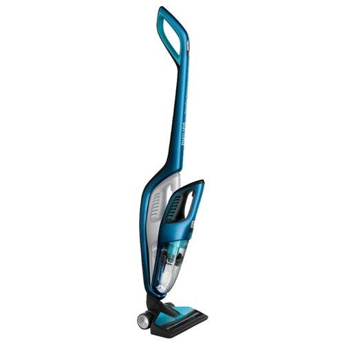 Пылесос Philips FC6405/01 PowerPro Aqua, голубой пылесос philips powerlife fc8455 01 2000вт красный