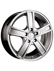Racing Wheels H-412 6.5x15 4x114.3 ET 40 Dia 73.1 F/P - фото 1