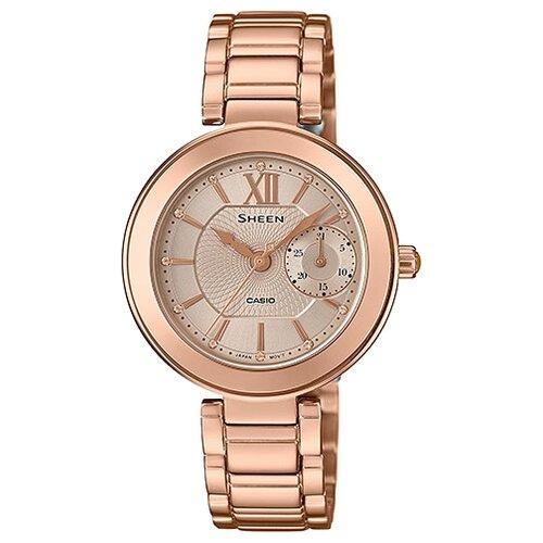 Наручные часы CASIO SHE-3050PG-7A casio she 3052d 7a