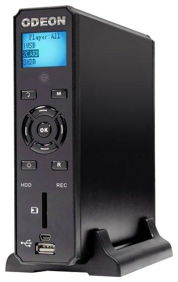 Медиаплеер Odeon HDDR-88