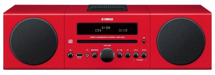 Yamaha MCR-042 Red