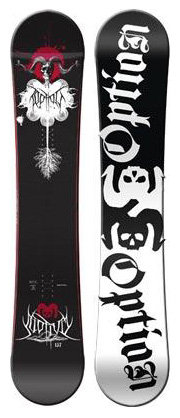Сноуборд Option Snowboards Motive (08-09)