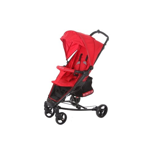 Купить Прогулочная коляска Baby Care Rimini red, Коляски
