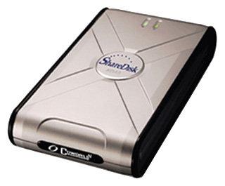 Сетевой накопитель (NAS) Coworld ShareDisk Portable 500Gb