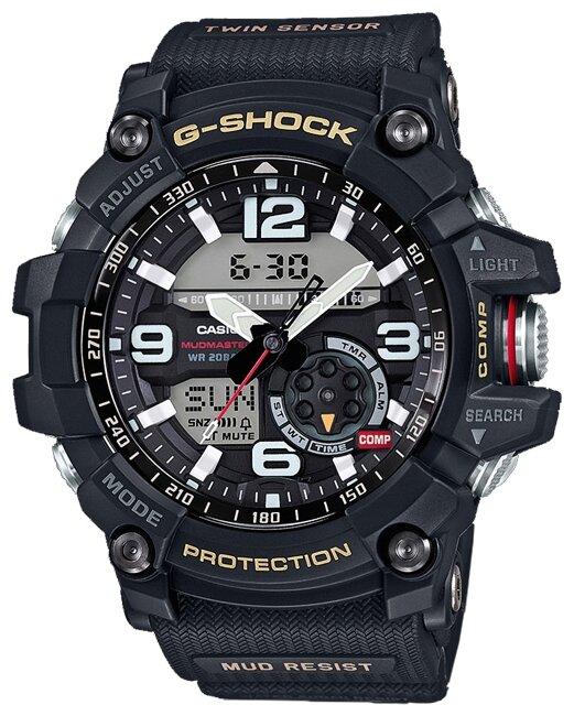 Casio G-Shock GG-1000-1A1 / GG-1000-1A Мужские Японские наручные часы