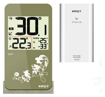 Термометр RST 02257 фото 1