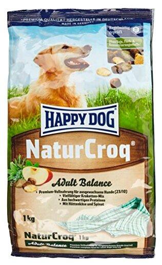 Корм для собак Happy Dog NaturCroq Balance 1 кг