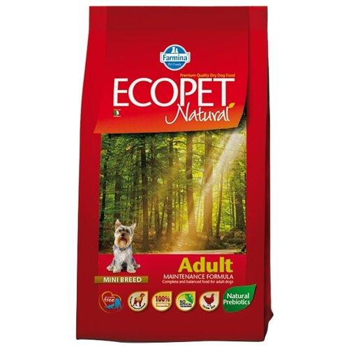 Корм для собак Farmina Ecopet Natural Adult Mini (12 кг)Корма для собак<br>