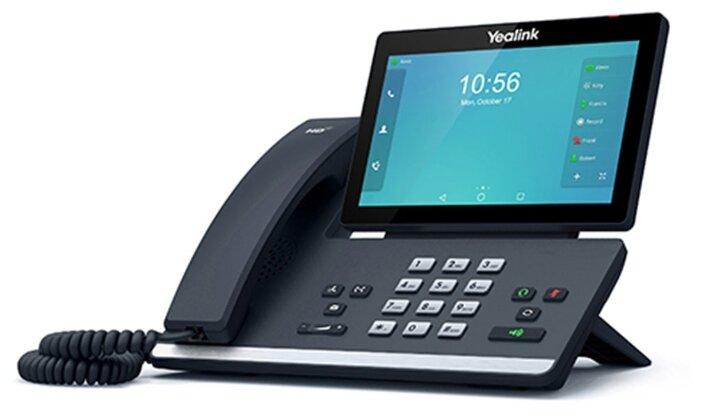 Yealink VoIP-телефон Yealink SIP-T56A