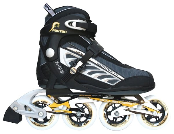 Роликовые коньки Roller Derby Spartan Z 9.9 men