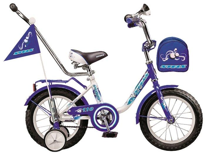 Детский велосипед STELS Pilot 110 12 (2015)