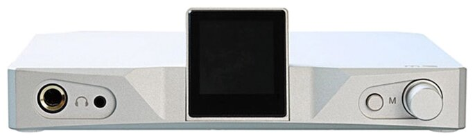 Усилитель для наушников S.M.S.L M9 silver фото 1