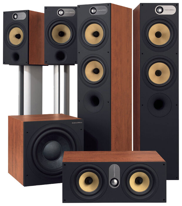 Bowers & Wilkins 684 Theatre