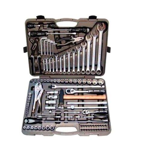 Набор автомобильных инструментов SKRAB (102 предм.) 60102 набор инструментов libman набор автомобильный 116пр skrab 60116