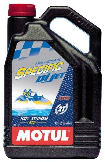 Моторное масло Motul Specific DiJet 2T 4 л