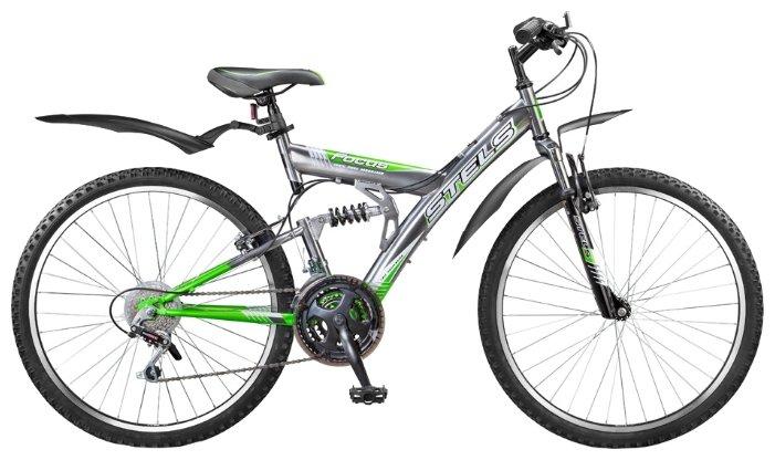 Горный (MTB) велосипед STELS Focus 18 Speed (2012)