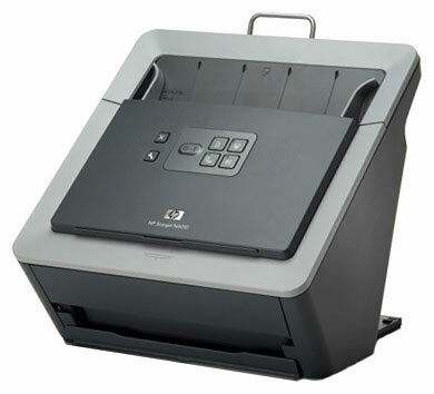 Сканер HP ScanJet N6010