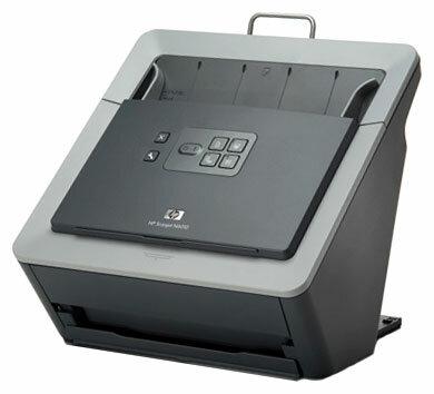 HP Сканер HP ScanJet N6010