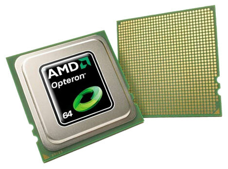 AMD Opteron Quad Core Budapest