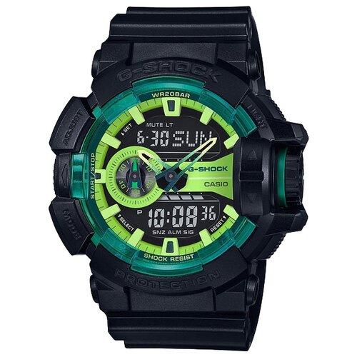 Наручные часы CASIO GA-400LY-1A наручные часы casio ga 120tr 1a